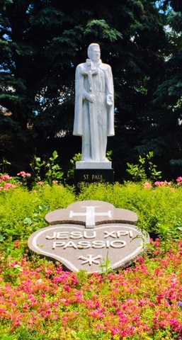 St. Paul Statue E2